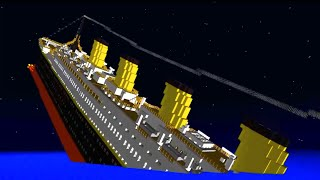 Video MINECRAFT EL TITANIC HUNDIENDOSE MP3, 3GP, MP4, WEBM, AVI, FLV Juni 2018