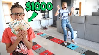 Video GIANT BOARD GAME CHALLENGE!!! Winner gets $1000!!!!!! MP3, 3GP, MP4, WEBM, AVI, FLV Juni 2019