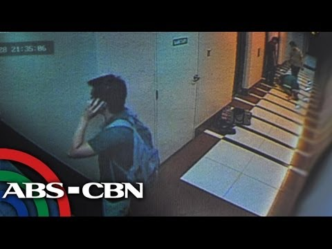 Hazing - CCTV footage shows Guillo Cesar Servando, a sophomore student of the De La Salle - College of St. Benilde (CSB), being dragged out from an elevator. While, I...