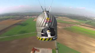Stratos jump successful! - YouTube