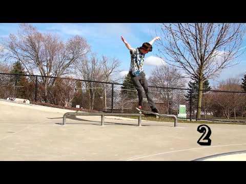 10 Tricks with Reece Gilliam