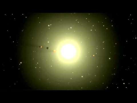 Jonathan Fortney erklärt die Entdeckung eines sechs-Planeten-System umkreist einen sonnenähnlichen Stern