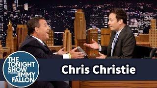 Gov. Chris Christie Went on an Ice Cream Run with Mitt Romney, Marco Rubio