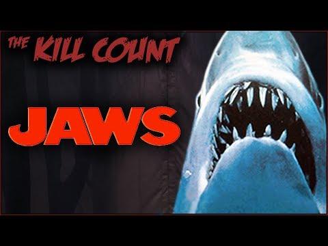 Jaws (1975) KILL COUNT