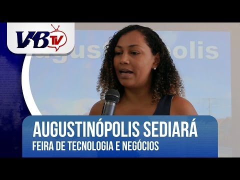 VBTv | Augustinópolis terá feira tecnológica