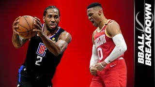 Russell Westbrook, Kawhi Leonard, And Zion DOMINATE In The Top NBA Highlights Of The Night by BBallBreakdown