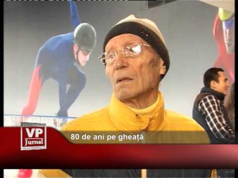 80 de ani pe gheață