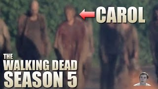 The Walking Dead Season 5 Trailer - Things You Missed! & Why Is Abraham Crying?