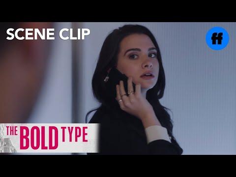 The Bold Type | Season 1, Episode 2: Jane Calls Her Gyno | Freeform