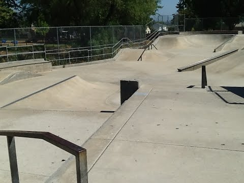 Skatepark Tours: Woodglen Vista Skatepark (Santee, CA)