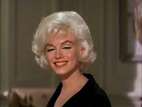 Marylin Monroe - (HD) Marilyn Monroe Screen Test - Something's Got To Give (1962)