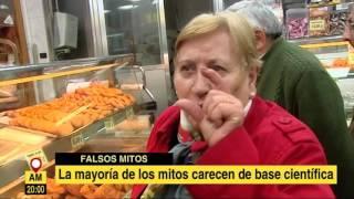 Falsos Mitos Alimentación