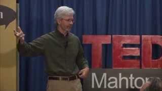 Bryce Johnson - Shaping Faith and Community One Loaf at a Time at TEDxMahtomedi
