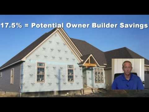 builder - Here we share with you potential savings for building your own home. For more resources to help you make it happen, go to... http://armchairbuilder.com/resou...