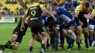 Hurricanes v Stormers Rd.11 Super Rugby Video Highlights 2017