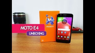Moto E4 is the latest budget offering from Motorola in the sub 10k price segment and here is the Unboxing and hands on with the device. Stay tuned to Techniq...