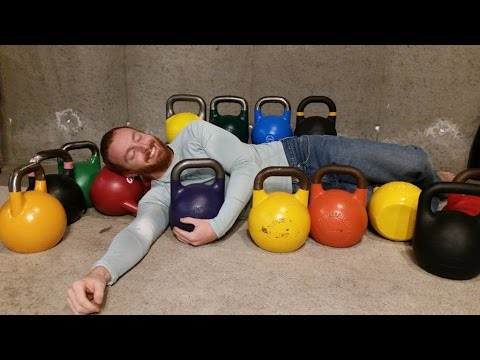 14 Kettlebells Reviewed: Part 1 (SUMMARY of Top Choices)