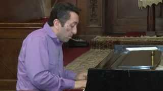 Concert of Armenian Pianist Tigran Martikian, Followed By an Interview