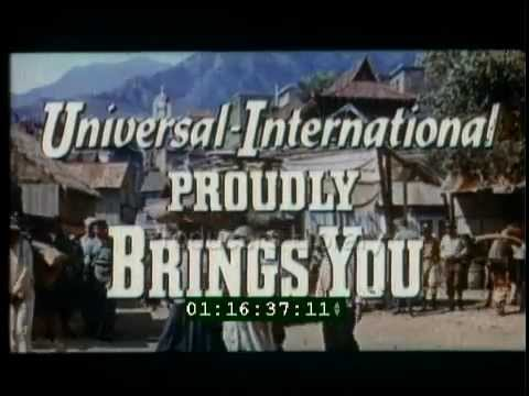 'Battle Hymn' - 1956 trailer