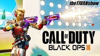 Call of Duty: Black Ops 3 Multiplayer PS4 - w/ TIVAN - BOT MASTER KING with PITTBULL YT by theTIVANshow