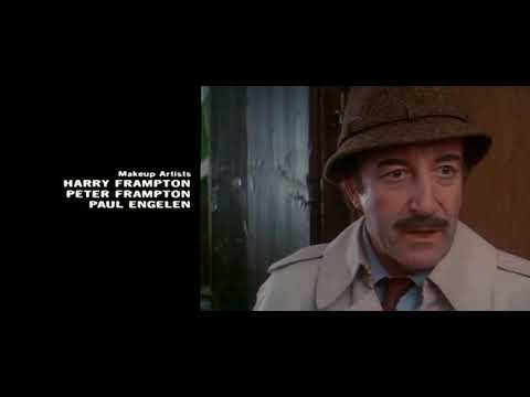 Peter Sellers - Clouseau medley