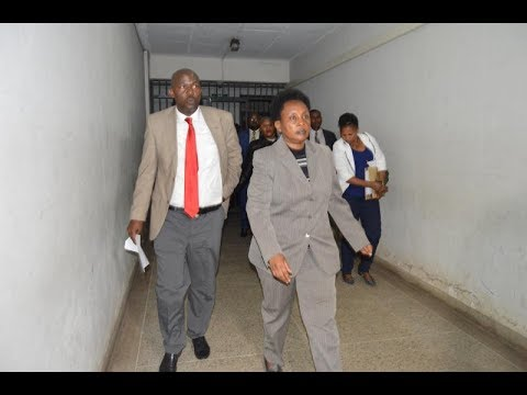 BREAKING NEWS: High Court gives direction on Deputy Chief Justice Mwilu's case