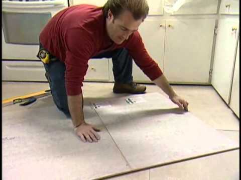 Installing Backerboard.avi