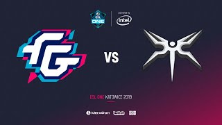 Forward Gaming vs Mineski, ESL One Katowice 2019, bo2, game 1, [Eiritel]