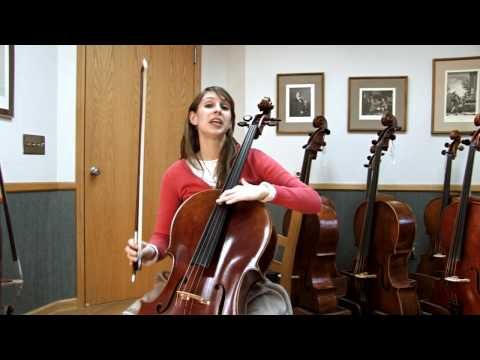 Video - Button Style Wolf Eliminator for Cello | 2111CB
