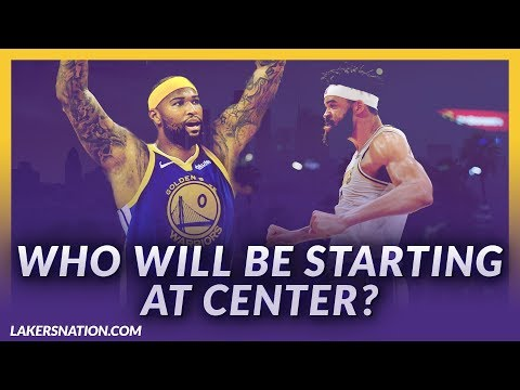 Video: Lakers News Feed: Who Will Be The Starting Center?