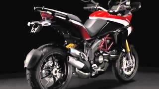 7. 2011 2012 Ducati Multistrada 1200 Pikes Pe...