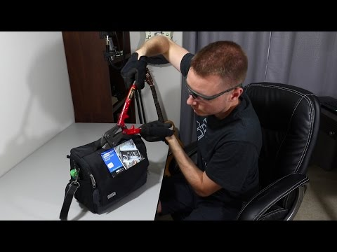 Think Tank Mirrorless Mover 30i Unboxing & Review