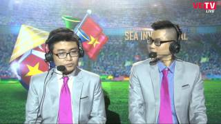 [SEA INV 2015] VietNamB vs Indonesia [09.10.2015], fifa online 3, fo3, video fifa online 3