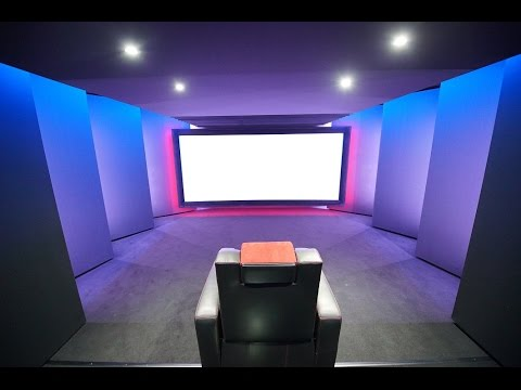 report: the ultimate Atmos & 4K + Motion enabled home-theater (видео)
