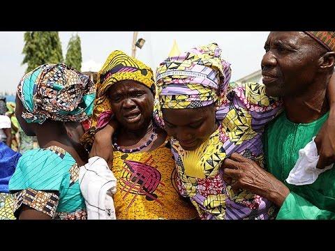 Νιγηρία: Δάκρυα χαράς για τα κορίτσια που είχε απαγάγει η Μπόκο Χαράμ