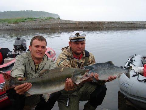 горная рыбалка приморский