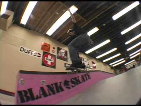 Blank Skate - Skatepark of Natrona session