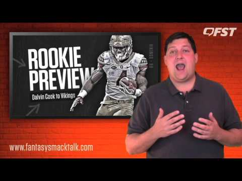 Dalvin Cook Rookie Preview – 2017 Fantasy Football thumbnail