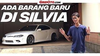 Video Melihat Modifikasi Baru Nissan Silvia Garasi Drift | GridOto MP3, 3GP, MP4, WEBM, AVI, FLV Oktober 2018