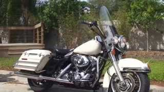 10. Used 2006 Harley Davidson Road King Police Motorcycles for sale - Lakeland, FL