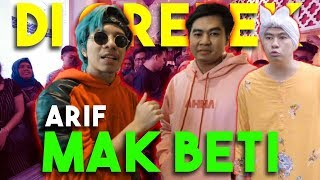 Video DI GREBEK MAK BETI (Arif Muhammad) MP3, 3GP, MP4, WEBM, AVI, FLV Januari 2019