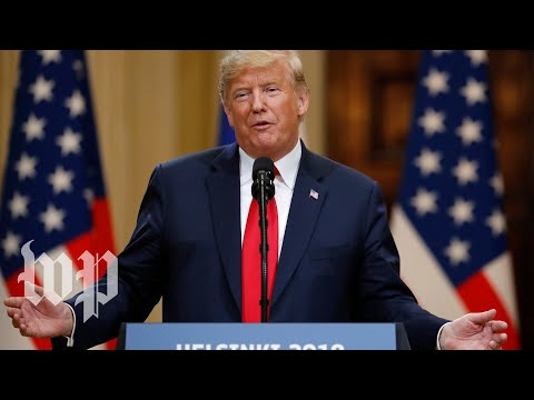 Senators react to the Trump-Putin Summit