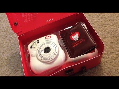 Limited Edition Rilakkuma Camera (Fujifilm Instax Mini 25)