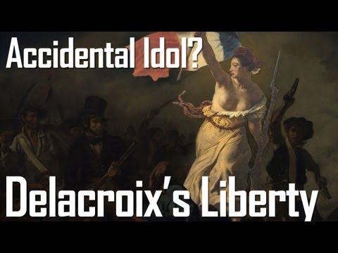 Delacroix's Liberty Leading the People - Accidental Icon? - Louvre Museum