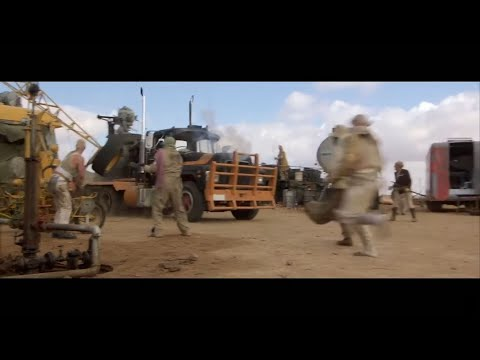 Mad Max 2 - Max Delivers The Truck [HD]