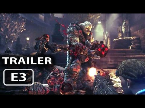 Gears Of War Trailer rozsudku (E3 2012)