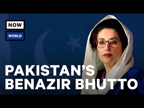 The Rise And Fall Of Pakistan's Benazir Bhutto | NowThis World (видео)