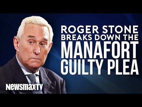 Roger Stone Breaks Down The Manafort Guilty Plea