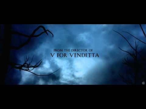 Ворон (русский трейлер) 2012 HD
