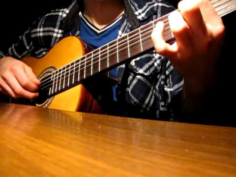 Romeo and Juliet theme: A Time For Us - guitar cover